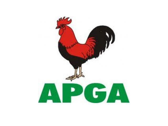 Abia: APGA LG chairmen attack Oye for 'secretly' selecting Ehiemere, others as executives, reject state congress